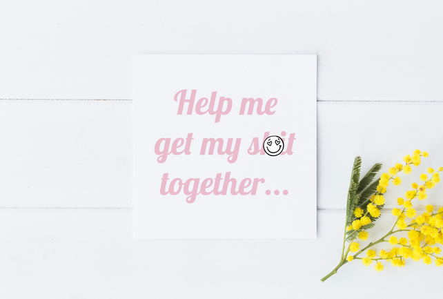 Be My Bridesmaid Card - Be My Maid of Honour Card