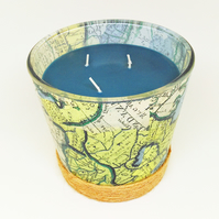 'Adventure' Large Scented Container Candle