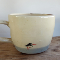 Oystercatcher short mug
