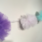 Handmade Pom Pom garland, baby shower, garden, photo shoot bedroom.