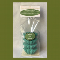 Sparkling Fragrance of Fresh Cut Grass Soy Wax Melts