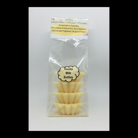 Vanilla Milk Bottles Scented Soy Wax Melts - Free UK Shipping