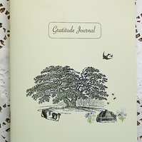 Gratitude Journal -Yellow-
