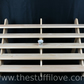 5 Tier Extra Wide Portable Display Shelving Stand (1 Meter)