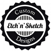 Etch n Sketch Designs
