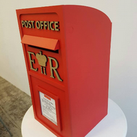Post Box for Weddings, Parties, Ceremony and Corporate Events (Kit Version)