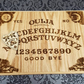 William Fuld inspired Mystifying Oracle Ouija Board, Free Planchette included