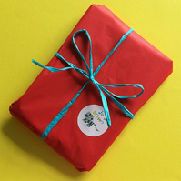 Mystery Parcel of cards and paper goods by Jo Brown with free postage