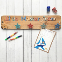 Little Masterpieces Artwork Display Hanger