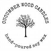 Cucumber Wood Candles