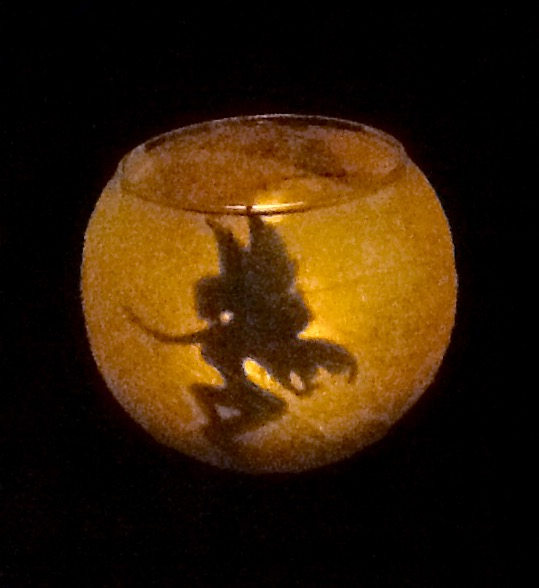 Fairy Tea Light Bubble Ball