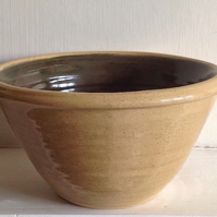 Stoneware Cereal Bowl - Medium Size - British Pottery - Ceramics