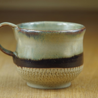 Expresso Cup, Small Ceramic Cup, Pottery Mug, Small Tea Cup