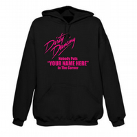 Dirty dancing   ,Hoodie,80% Cotton,20% polyester Men's, Wome