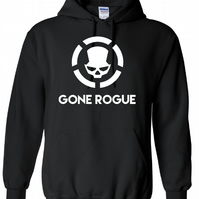 Division inspired Gone Rouge    ,Hoodie,80% Cotton,20% polyester Men's, Wome