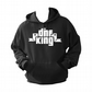 Dnf King youtubers youtube     ,Hoodie,80% Cotton,20% polyester Men's, Wome