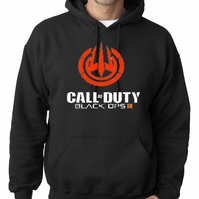 Call of Duty Balck Ops III  ,Hoodie,80% Cotton,20% polyester Men's, Wome
