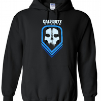 Call Of Duty Ghost ,Hoodie,80% Cotton,20% polyester Men's, Wome