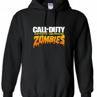 Call Of Duty Infinite Warfare Zombi ,Hoodie,80% Cotton,20% polyester Men's, Wome