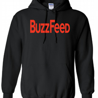 Buzzfeedvideo    ,Hoodie,80% Cotton,20% polyester Men's, Wome