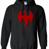 Charizard  ,Hoodie,80% Cotton,20% polyester Men's, Wome