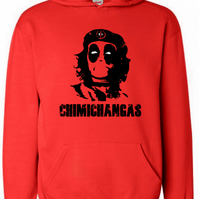 Chimchanga  ,Hoodie,80% Cotton,20% polyester Men's, Wome