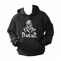 Dakar inspired ,Hoodie,80% Cotton,20% polyester Men's, Wome