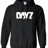 Days, Zombie Gaming ,Hoodie,80% Cotton,20% polyester Men's, Wome