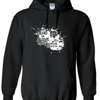 Dead or Alive Robocop ,Hoodie,80% Cotton,20% polyester Men's, Wome