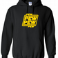 Pew Pew Pew Funny , ,,Hoodie,80% Cotton,20% polyester Men's, Wome