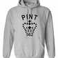Pint Logo inspired ,,Hoodie,80% Cotton,20% polyester Men's, Wome