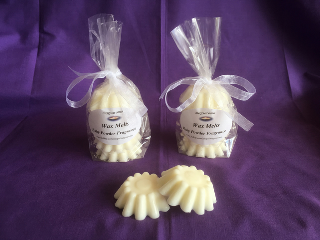 5 Wax Melts Baby Powder Fragrance