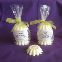 5 Wax Melts Himalayan Cedar, Jasmine and Patchouli Fragrance.