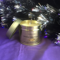 Christmas Spice Fragrance Candle