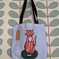 Lined Tote Bags