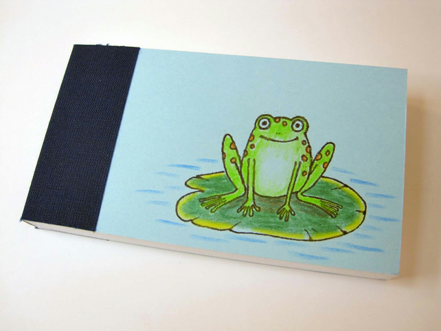 Frog Flicker Book