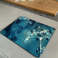 Seed Head Cyanotype Place Mats (set of four)
