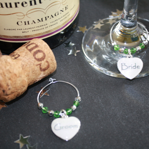 Wine Charms - Set of two