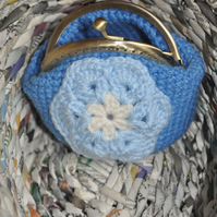 SALE HALF PRICE Clasp frame coin purse