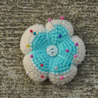 SALE HALF PRICE - Flower Pin cushion