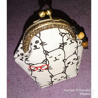 Little cats coin purse