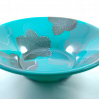 Hellebore Patterned Bowl