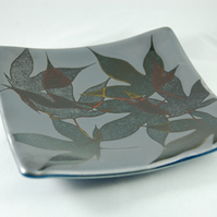Wafer Japanese Maple Leaf Dish
