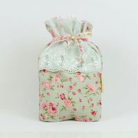 English Roses Hot water bottle covers