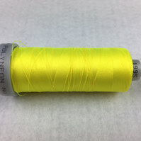 1 x 900m Cop Madeira Polyneon Polyester Colour 1995 Yellow Embroidery Thread