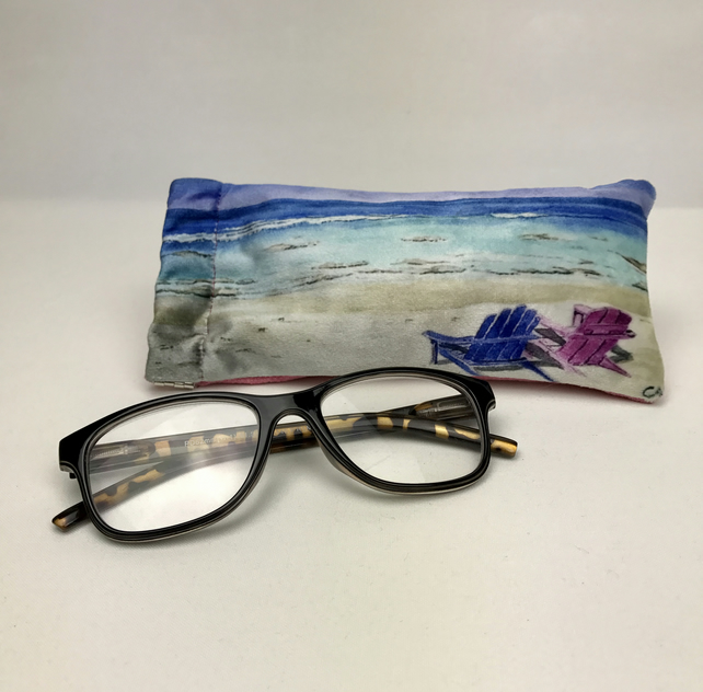 Velvet Glasses Case