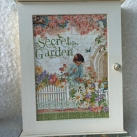 Secret garden key box