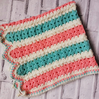 Beautiful Crochet Baby Blanket
