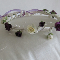 Hand Made Hair Bands and Garlands