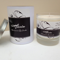 100% Rapeseed Candle - Sweet Fig and Vanilla